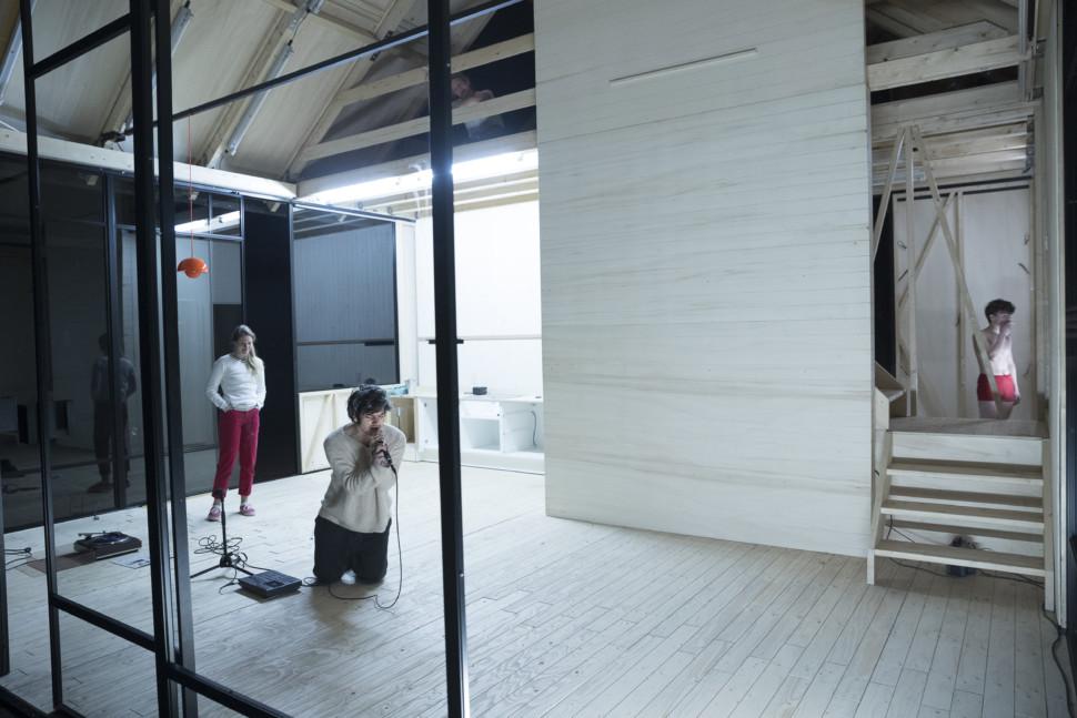 Huis Met Design : Ibsen huis het theaterfestival
